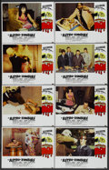 """Movie Posters:Science Fiction, The Astro-Zombies (Geneni, 1968). Lobby Card Set of 8 (11"""" X 14"""").Science Fiction.... (Total: 8 Items)"""