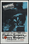 """Movie Posters:Adult, Finders Keepers, Lovers Weepers (Eve Productions, 1968). One Sheet (27"""" X 41""""). Adult.. ..."""