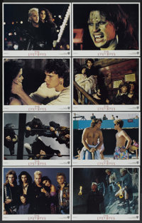 "The Lost Boys (Warner Brothers, 1987). Lobby Card Set of 8 (11"" X 14""). Horror.... (Total: 8 Items)"