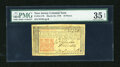 Colonial Notes:New Jersey, New Jersey March 25, 1776 18d PMG Choice Very Fine 35 EPQ....