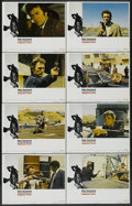 """Movie Posters:Action, Magnum Force (Warner Brothers, 1973). Lobby Card Set of 8 (11"""" X14""""). Action.... (Total: 8 Items)"""