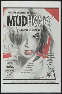 """Mudhoney (Eve Productions, 1965). One Sheet (27"""" X 41""""). Adult"""