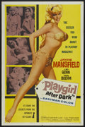 "Movie Posters:Sexploitation, Playgirl After Dark (Topaz, 1961). One Sheet (27"" X 41"").Sexploitation...."