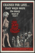 "Movie Posters:Crime, Tight Skirts, Loose Pleasures (Times, 1966). One Sheet (27"" X 41"").Crime...."