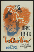 """Movie Posters:Drama, In Our Time (Warner Brothers, 1944). One Sheet (27"""" X 41""""). Drama...."""
