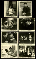 "Movie Posters:Crime, Mean Streets (Warner Brothers, 1973). B&W Stills (35) (8"" X10""). Crime.... (Total: 35 Items)"