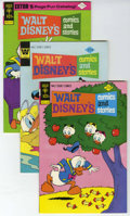 Bronze Age (1970-1979):Cartoon Character, Walt Disney's Comics and Stories Group (Gold Key, 1974-78)Condition: Average VF....