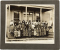 Photography:Cabinet Photos, Three American Indian School Images,... (Total: 3 Items)