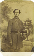 Photography:CDVs, Confederate Colonel Henry Rutledge Carte de Visite,...