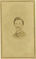 Photography:CDVs, Confederate Captain Thomas H. Hines Carte de Visite,...