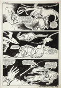 Original Comic Art:Panel Pages, Dick Ayers and Vince Colletta - Ghost Rider #5, page 16 OriginalArt (Marvel, 1967)....