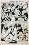 Original Comic Art:Panel Pages, Neal Adams - Brave and Bold #79, Batman and Deadman page 18Original Art (DC, 1968)....