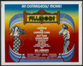 "Movie Posters:Rock and Roll, Fillmore (20th Century Fox, 1972). Half Sheet (22"" X 28""). Rock andRoll...."
