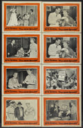 "Movie Posters:Comedy, Our Miss Brooks (Warner Brothers, 1956). Lobby Cards (8) (11"" X14""). Comedy.... (Total: 8 Items)"