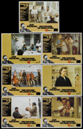 "Movie Posters:Academy Award Winner, One Flew Over the Cuckoo's Nest (United Artists, 1975). Lobby Cards(7) (11"" X 14""). Academy Award Winner.... (Total: 7 Items)"