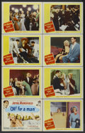 """Movie Posters:Comedy, Will Success Spoil Rock Hunter? & Others Lot (20th Century Fox, 1957). Lobby Card Sets of 8 (3 Sets) (11"""" X 14""""). Internatio... (Total: 24 Items)"""