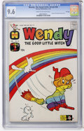 Silver Age (1956-1969):Cartoon Character, Wendy, the Good Little Witch #16 File Copy (Harvey, 1963) CGC NM+ 9.6 Cream to off-white pages....
