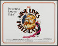 "Movie Posters:Animated, The Nine Lives of Fritz the Cat Lot (American International, 1974). Half Sheets (10) (22"" X 28""). Animated.... (Total: 10 Items)"