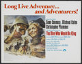 "Movie Posters:Adventure, The Man Who Would Be King Lot (Columbia, 1975). Half Sheets (7)(22"" X 28""). Adventure.... (Total: 7 Item)"