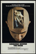 "Movie Posters:Crime, Someone Behind the Door (GSF, 1971). One Sheet (27"" X 41""). Crime...."