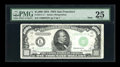 Small Size:Federal Reserve Notes, Fr. 2211-L* $1000 1934 Mule Federal Reserve Note. PMG Very Fine 25.. ...