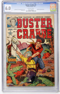 Golden Age (1938-1955):Science Fiction, Buster Crabbe #2 (Famous Funnies, 1952) CGC FN 6.0 Off-whitepages....