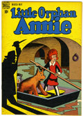 Golden Age (1938-1955):Miscellaneous, Little Orphan Annie #1 File Copy (Dell, 1948) Condition: VF....