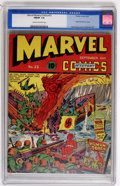 Golden Age (1938-1955):Superhero, Marvel Mystery Comics #23 (Timely, 1941) CGC FN/VF 7.0 Cream to off-white pages....
