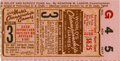 Baseball Collectibles:Tickets, 1944 World Series Game Three Ticket Stub. The 1944 World Series wasan all-St. Louis affair, pitting the Cardinals against ...