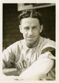 Baseball Collectibles:Photos, 1939 Kiki Cuyler Photograph Type 1. Elected to the Hall of Fame in 1968, Cuyler established a reputation as an outstanding ...