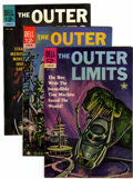 Silver Age (1956-1969):Science Fiction, Outer Limits File Copy Group (Dell, 1964-67) Condition: AverageVF/NM.... (Total: 9 Comic Books)