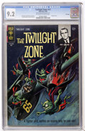 Silver Age (1956-1969):Horror, Twilight Zone #11 (Gold Key, 1965) CGC NM- 9.2 Off-white to white pages....