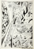 Original Comic Art:Panel Pages, Gene Colan and Dan Adkins - Tales of Suspense #94, Iron Man page 8Original Art (Marvel, 1967)....