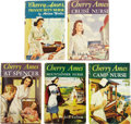 Books:Children's Books, Helen Wells. Five Early Cherry Ames Books, including:... (Total: 5Items)