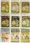 Books:Children's Books, Laura Lee Hope. Nine Bobbsey Twins Books, including:... (Total: 9Items)