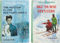 Books:Children's Books, Helen Wells. Two Cherry Ames Nurse Stories, including:... (Total: 2Items)