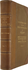 Books:First Editions, Bathymetrical Survey of the Scottish Fresh-Water Lochs....