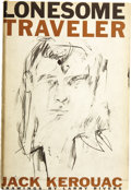 Books:First Editions, Jack Kerouac. Lonesome Traveler. New York Toronto London:McGraw-Hill Book Company, Inc., [1960]....