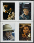 """Movie Posters:Academy Award Winner, Out of Africa (Warner Brothers, 1985). Jumbo Lobby Card Set of 9 (15"""" X 19""""). Academy Award Winner.... (Total: 9 Items)"""