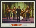 "Movie Posters:Rock and Roll, Hold On! (MGM, 1966). Lobby Card (11"" X 14""). Rock and Roll...."