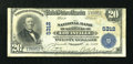National Bank Notes:Kentucky, Louisville, KY - $20 1902 Plain Back Fr. 659 The NB of Kentucky Ch.# 5312. ...