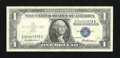 Error Notes:Mismatched Serial Numbers, Fr. 1619 $1 1957 Silver Certificate. Very Fine.. ...