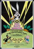 "Movie Posters:Animated, Bugs Bunny Superstar (Hare Raising Films, 1975). One Sheet (24.5"" X36""). Animated...."