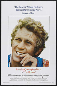 """The Reivers (National General, 1969). One Sheet (27"""" X 41"""") Style A. Comedy. Starring Steve McQueen, Sharon Fa..."""