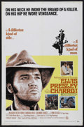 "Movie Posters:Elvis Presley, Charro! (National General, 1969). One Sheet (27"" X 41""). ElvisPresley...."