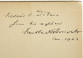 Autographs:U.S. Presidents, Franklin D. Roosevelt: Signed and Inscribed Edition of Argonautsof '49: History and Adventures of the Emigrant Companie...