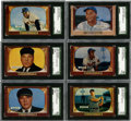 Baseball Cards:Sets, 1955 Bowman Baseball Complete Set (320). Offered is a 1955 Bowman Baseball complete set of 320 cards. The unique design of ...