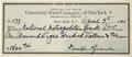 Autographs:U.S. Presidents, Franklin D. Roosevelt: Archive of Forty-Seven Checks Signed and his Final Check Register....