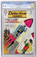 Silver Age (1956-1969):Superhero, Detective Comics #321 (DC, 1963) CGC NM+ 9.6 Off-white to white pages....