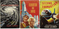 Books:First Editions, Isaac Asimov. The Foundation Trilogy, including:... (Total: 3Items)